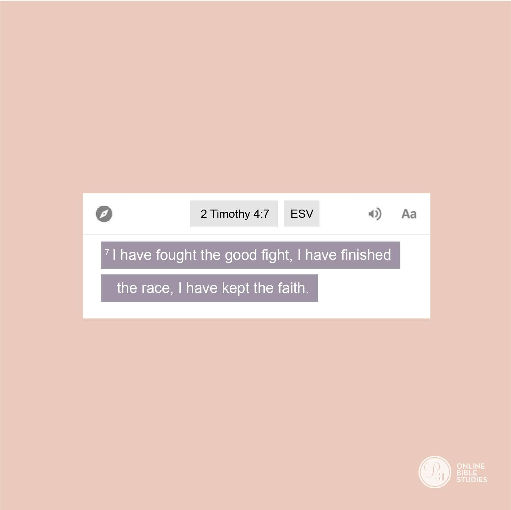 """Flooded"" by Nicki Koziarz | P31 OBS Week 3 Verse"