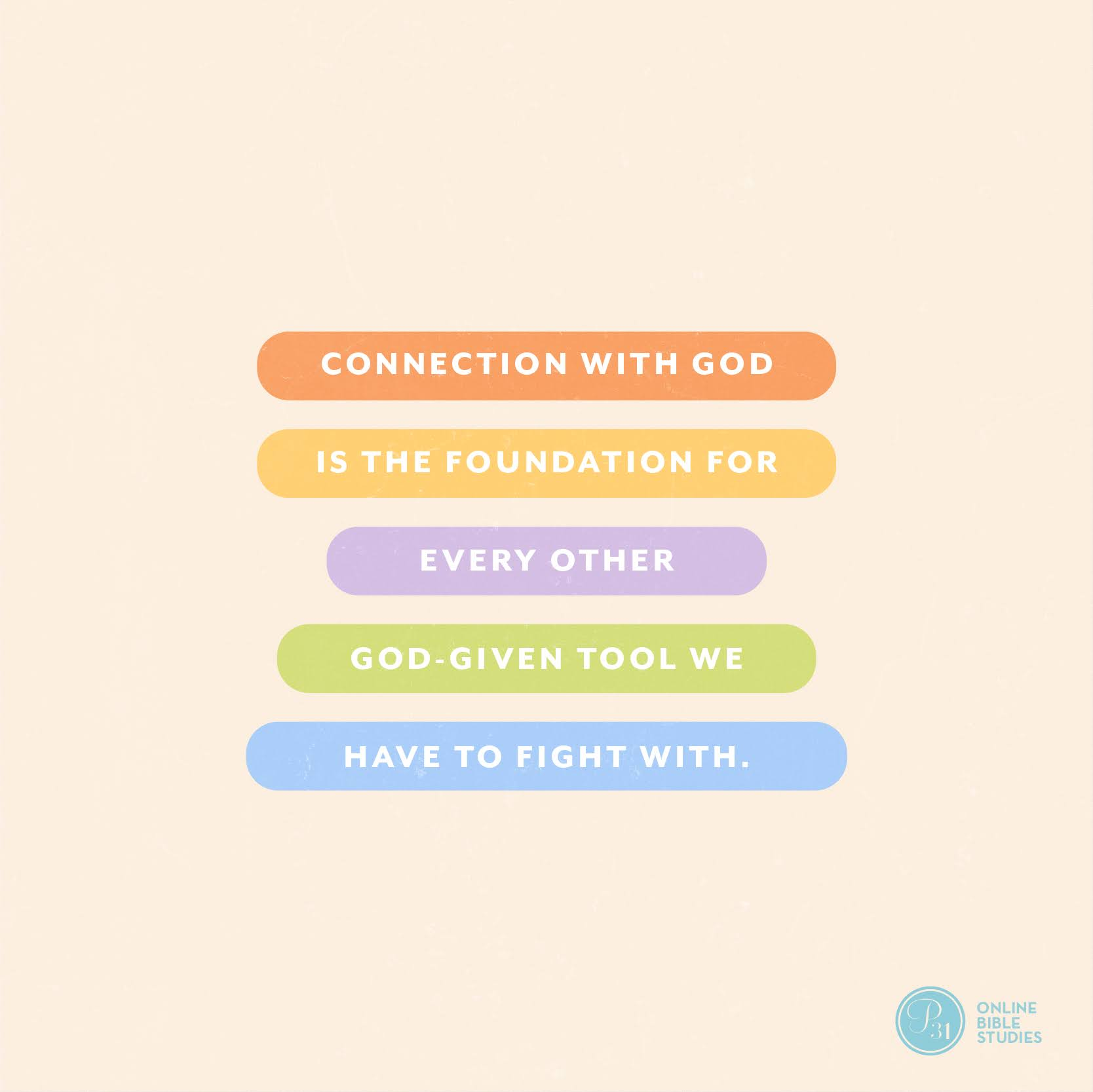 """""""Get Out of Your Head"""" by Jennie Allen   P31 OBS Week 3 Quote"""