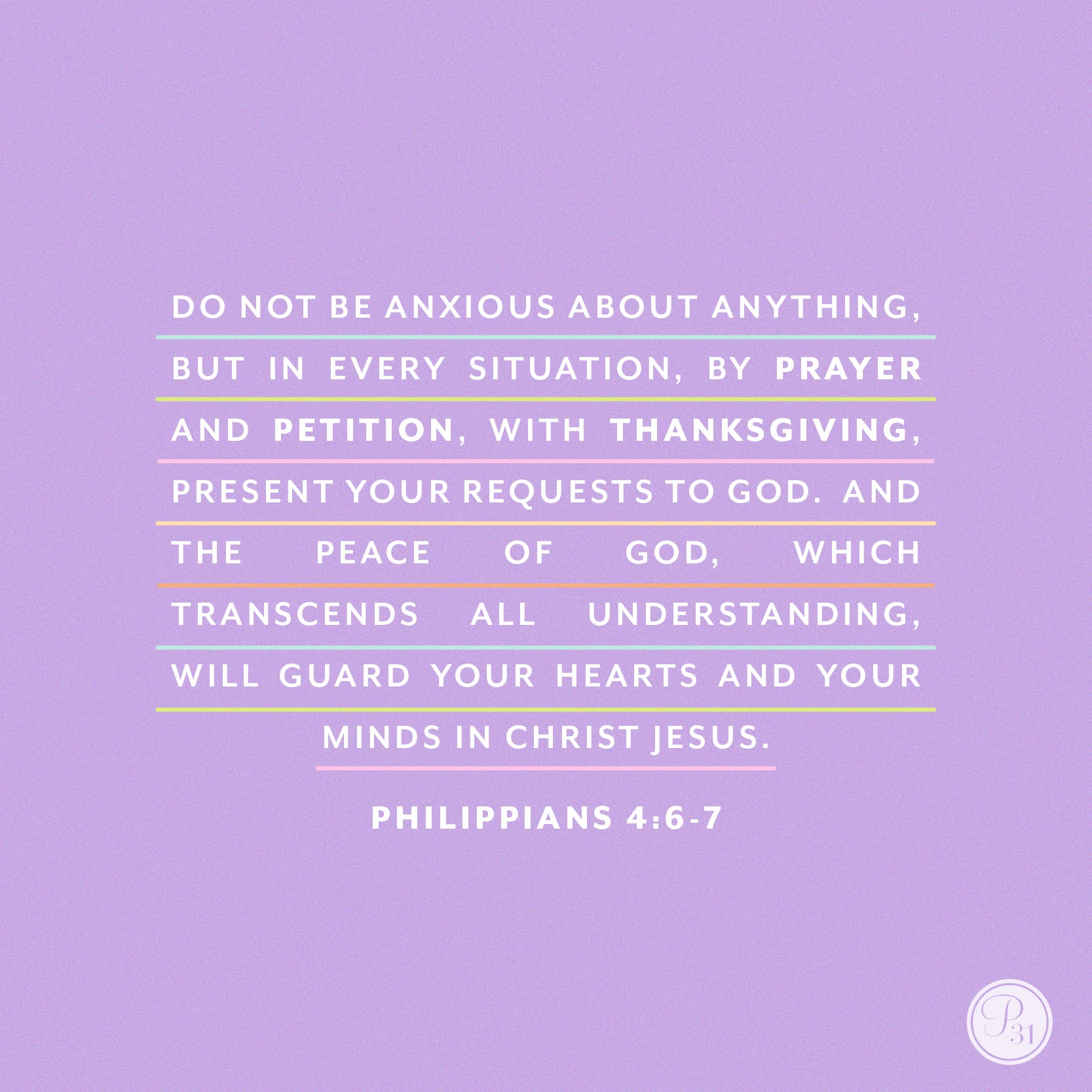 """""""Get Out of Your Head"""" by Jennie Allen 