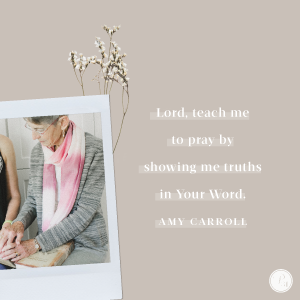 How To Prioritize Prayer In Your Crazy Busy Life