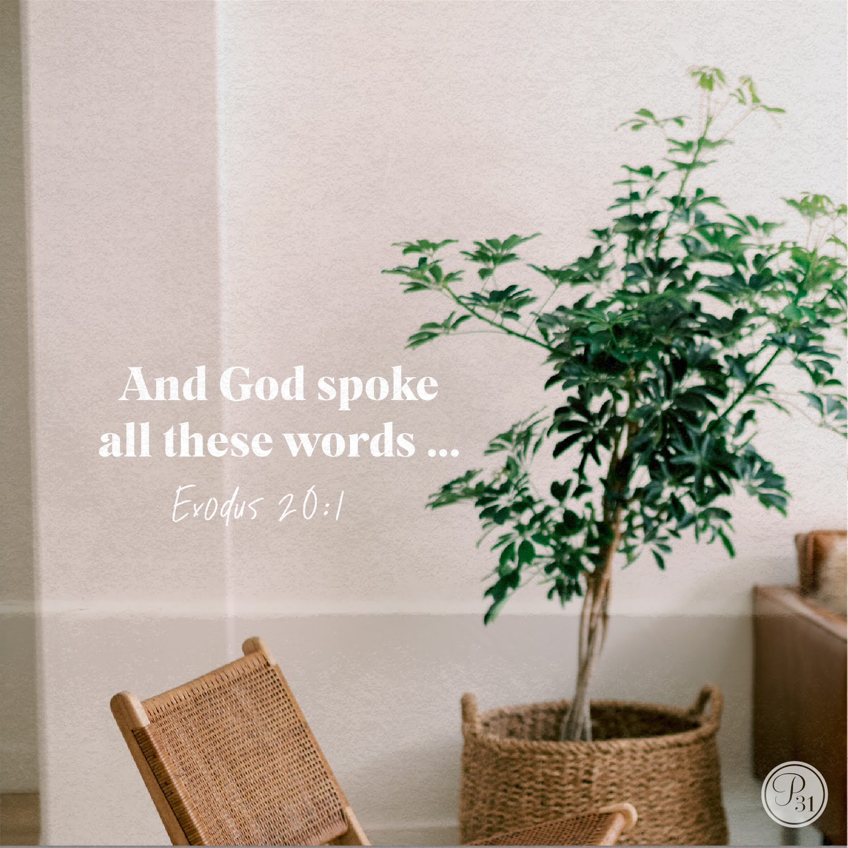 """""""40 Days"""" by Proverbs 31 Ministries   P31 OBS Week 2 Verse 2"""