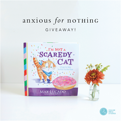 Anxious for Nothing Study Guide: Finding Calm in a Chaotic ...