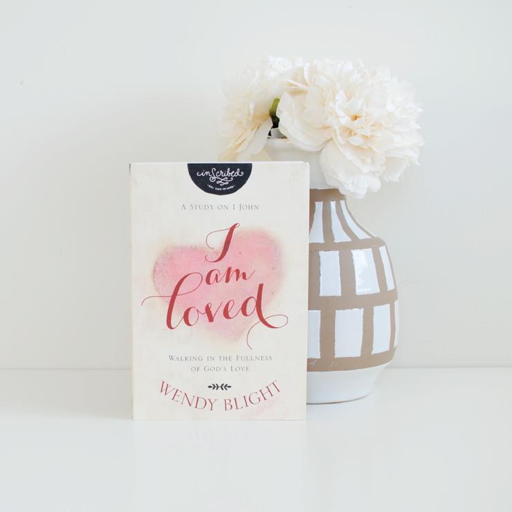 I Am Loved book cover