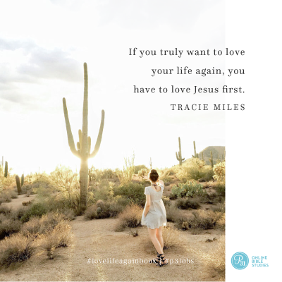 """Insert quote here."" - Tracie Miles  #lovelifeagainbook 